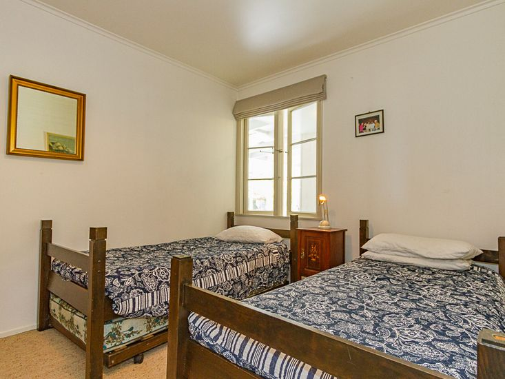 Bedroom Four - 2x Single Beds