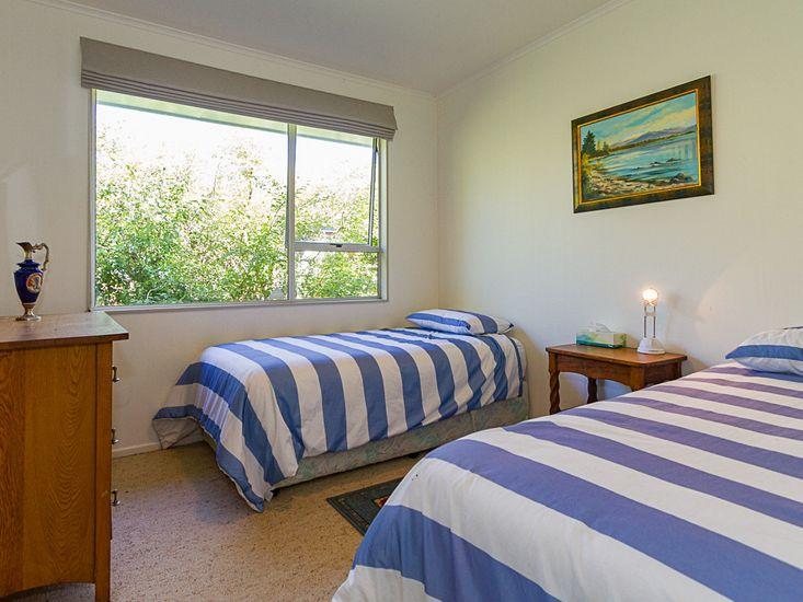 Bedroom Five - 2x Single Beds