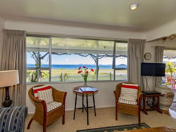 Sea Views from the Living Room!