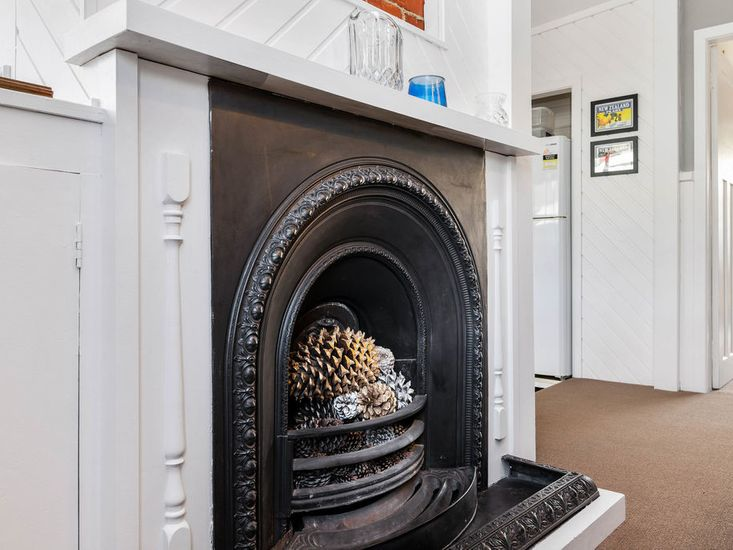 Fireplace for Winter Stays