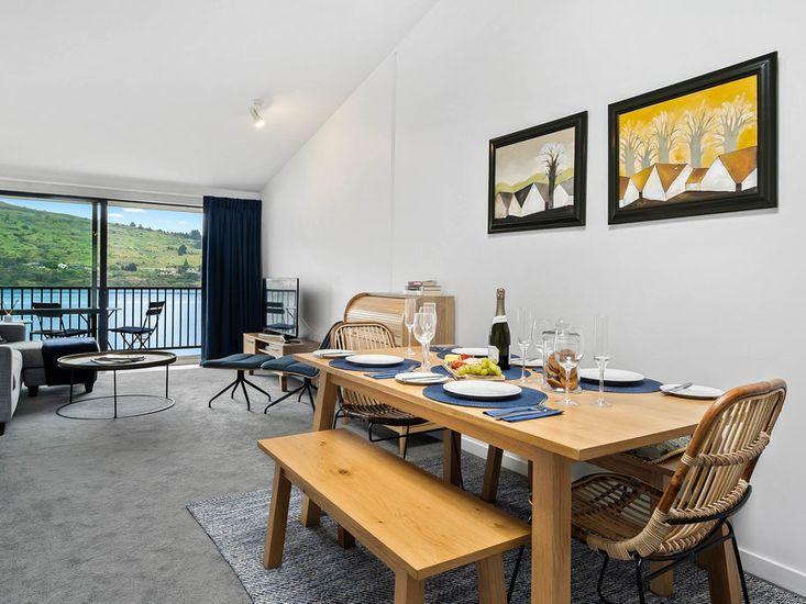 Open Plan Apartment Living