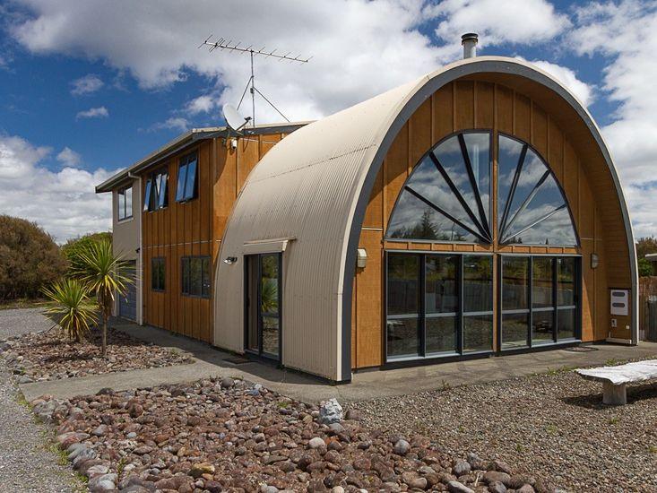 Waimarino Lodge - National Park Holiday Home