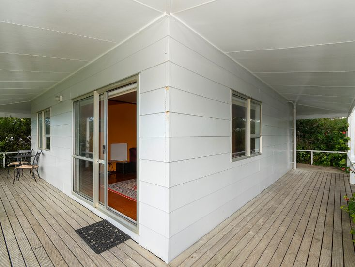 Porch to Living Room