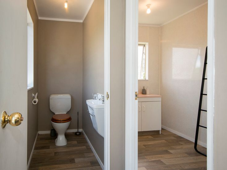 Bathroom and Toilet - Upstairs