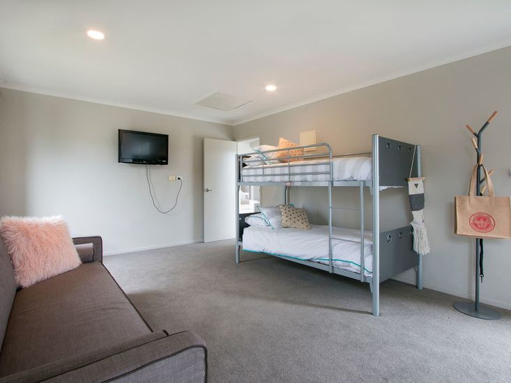 Rumpus Room with Bunks - Room for the Whole Family!
