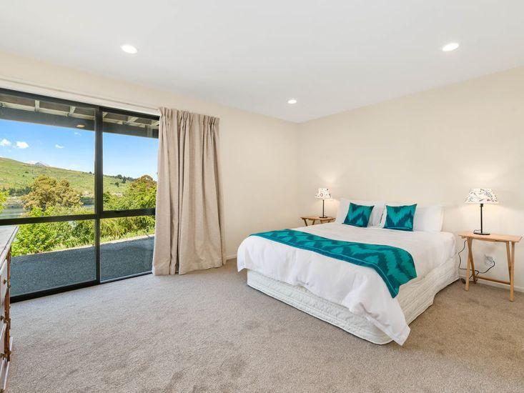 Bedroom Two - Opens Onto Patio