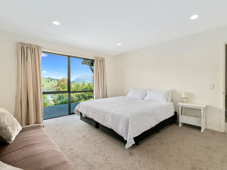 Bedroom Three - King Bed or 2x Singles