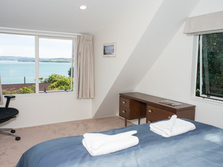 Sea Views from Bedroom Two!