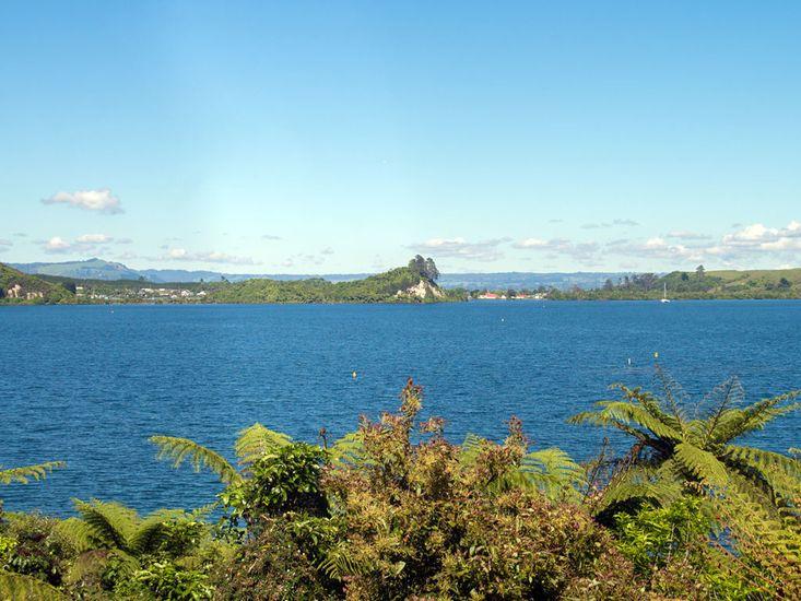 Beautiful Lake Rotoiti!