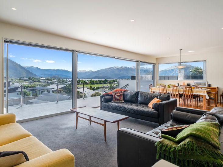 Seamless indoor/outdoor flow with uninterupted views!