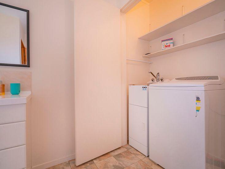 Bathroom One - Laundry