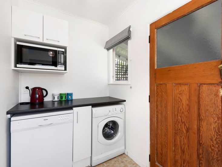 Laundry with Kitchenette