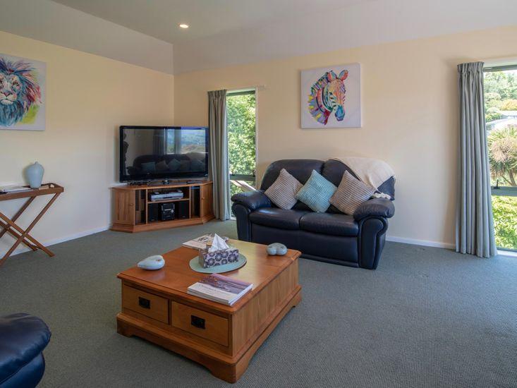 Comfy lounge room