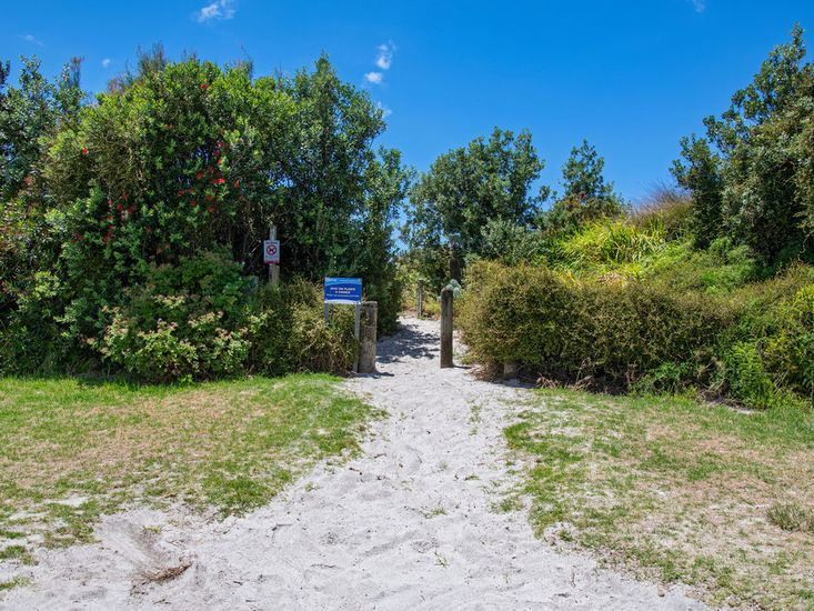 Close by - Access to the beach
