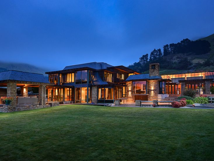 Stunning Horotane Lodge