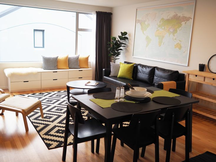 Stylish Inner-City Living