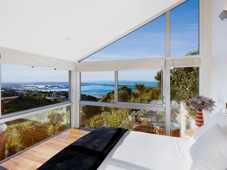 Jaw-Dropping Views from Bedroom One