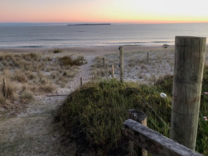 Private Access to Papamoa Beach