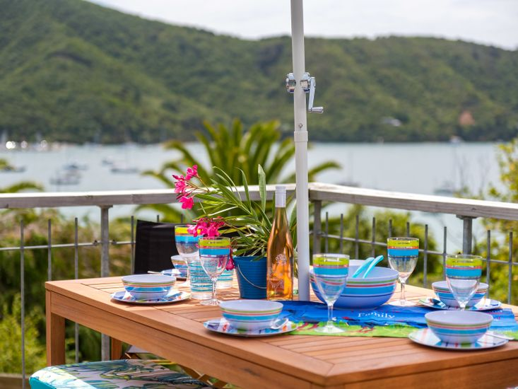 Enjoy a Drink with a View!
