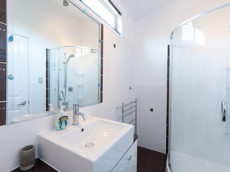 Bathroom One - Upstairs