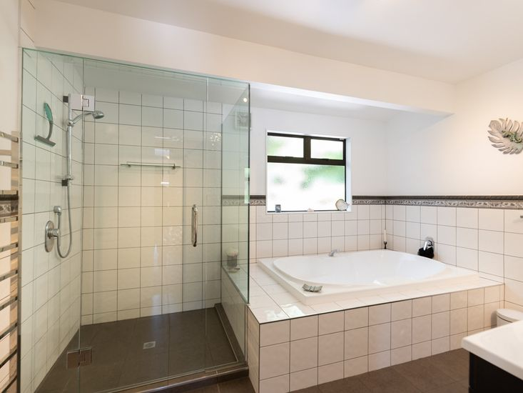 Bathroom Two - Luxurious Bath