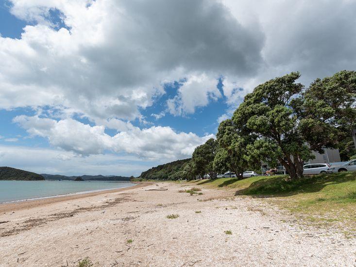 Beautiful Paihia Beach