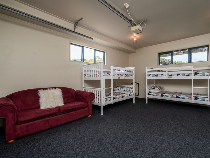 Rumpus (was Garage) - Room for the Whole Family!