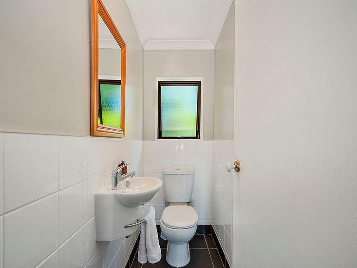 Separate Toilet - Upstairs
