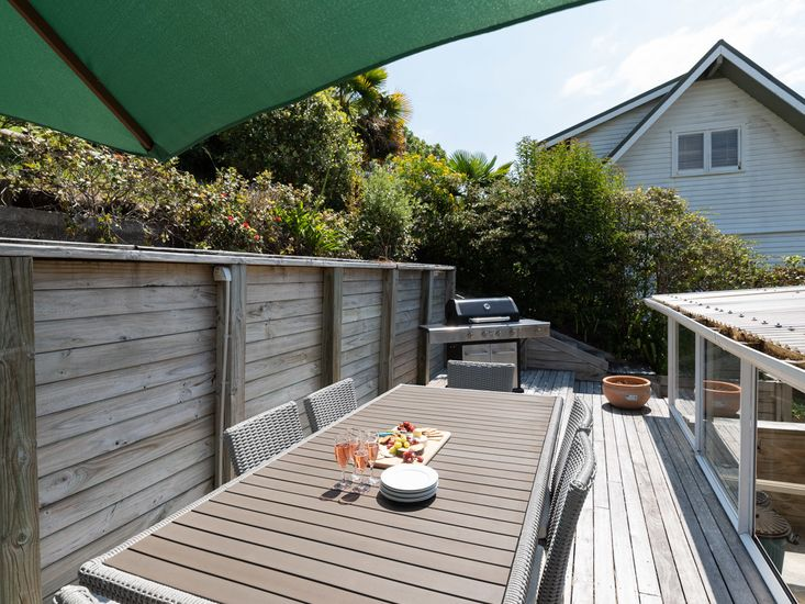 Sunny Outdoor Living