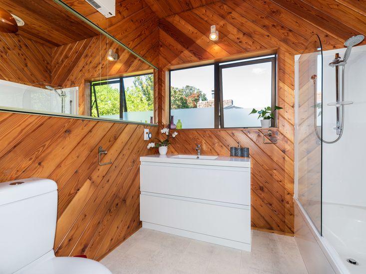First bathroom - Upstairs