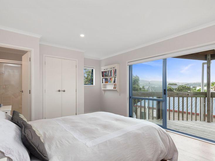 Bedroom One - Upstairs