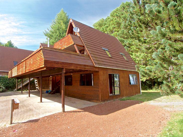 Woodlands - Ohakune Holiday Home