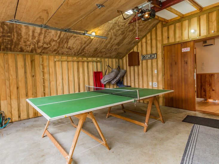 Insulated Garage / Rumpus Room