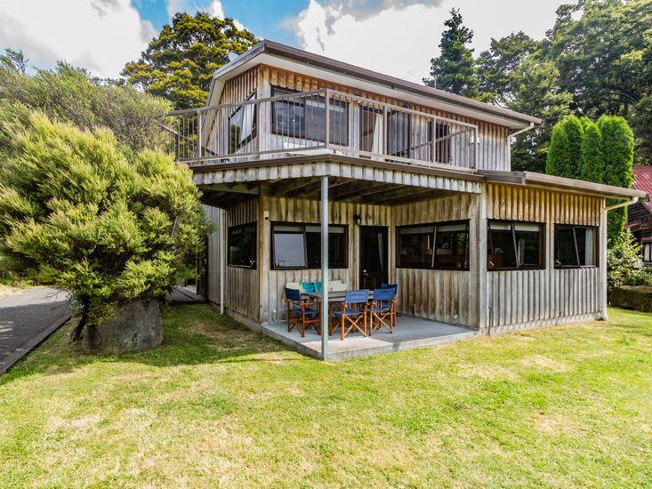 The Hut Retreat - Ohakune Holiday Home