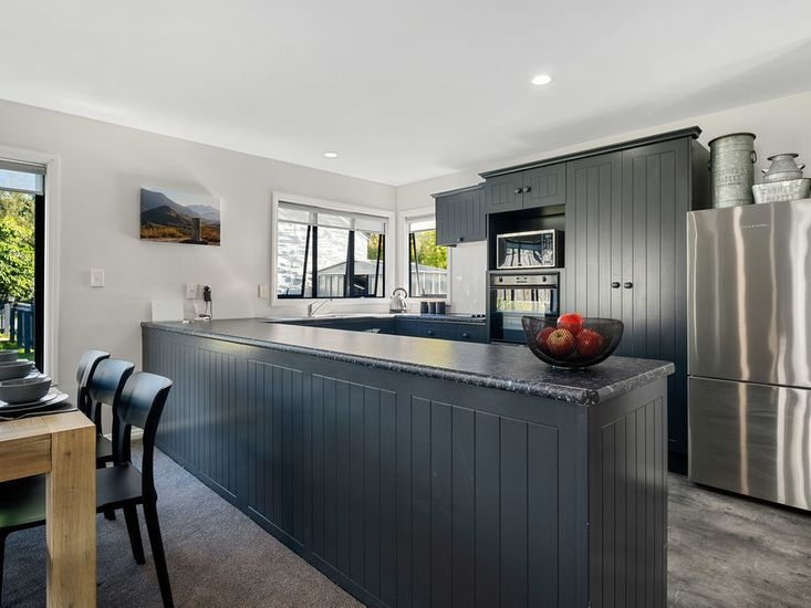 Kitchen - With large bench space