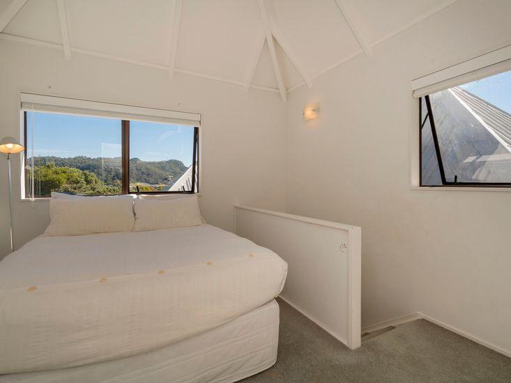 Loft-Style Bedroom Four - Level Four