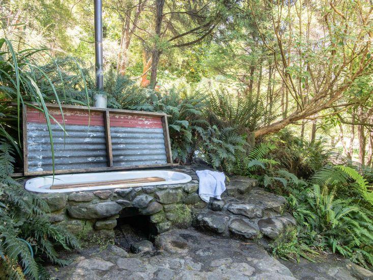 Wood-fired Bath