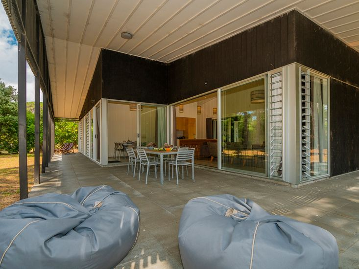 Outdoor living and dining