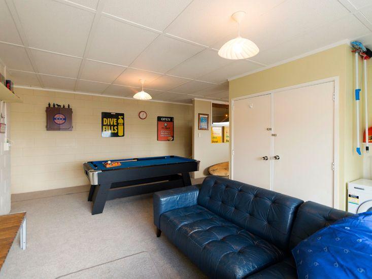 Rumpus Room - Downstairs