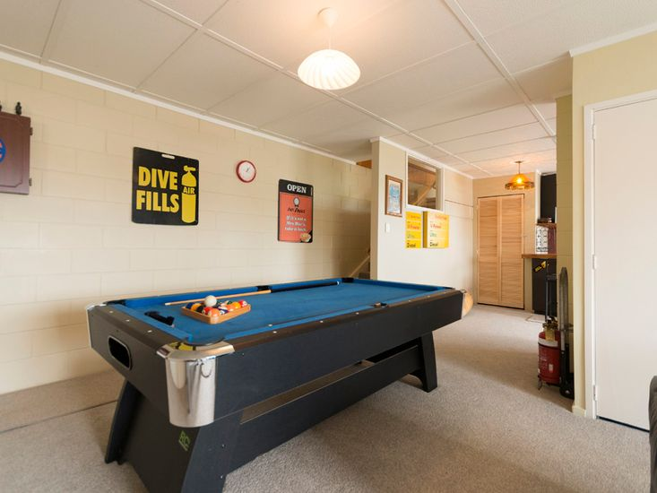 Challenge the Family to a Game of Pool!