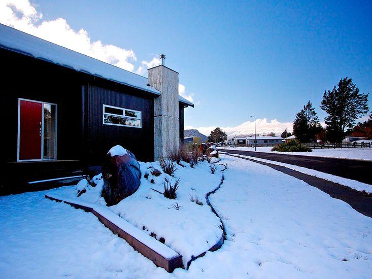 Snowy Ohakune