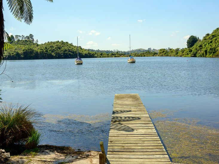 Private Jetty and Boat Mooring