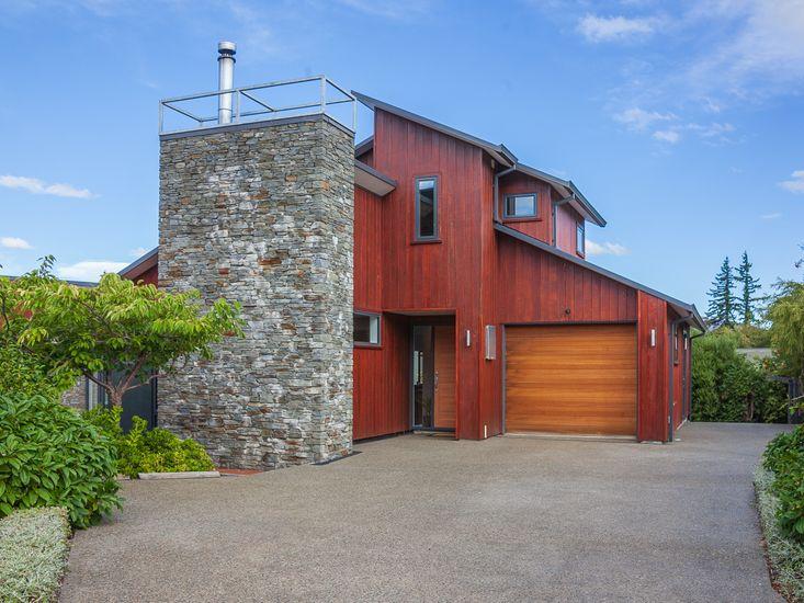 Topviews at St James - Hanmer Springs Holiday Home