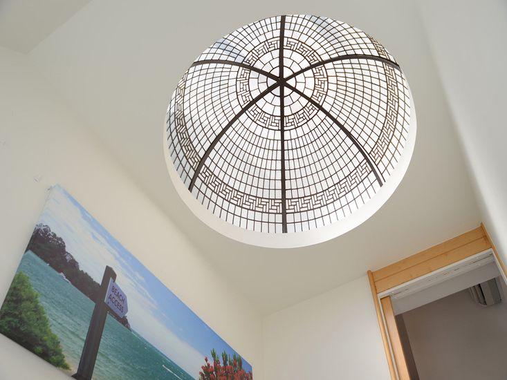 Dome sky light