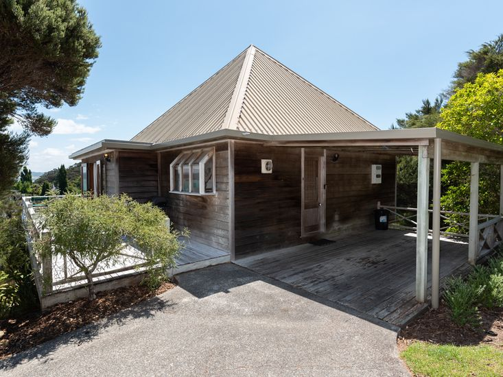 Te Maiki Escape - Russell Holiday Home