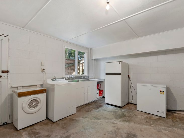 Laundry - downstairs