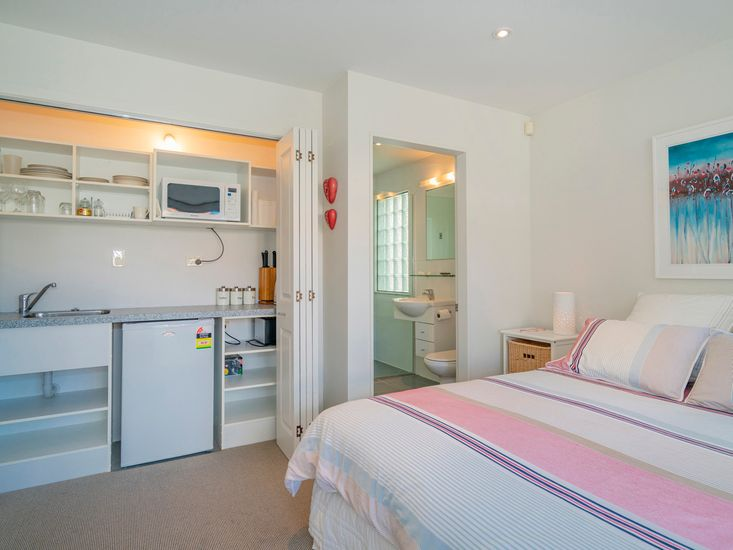 Bedroom Three - Kitchenette and Ensuite