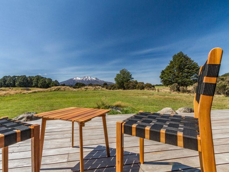 Sno Ruapehu - Horopito Holiday Home