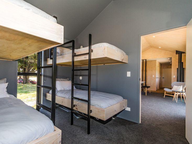 Bedroom 2 - Onto living area
