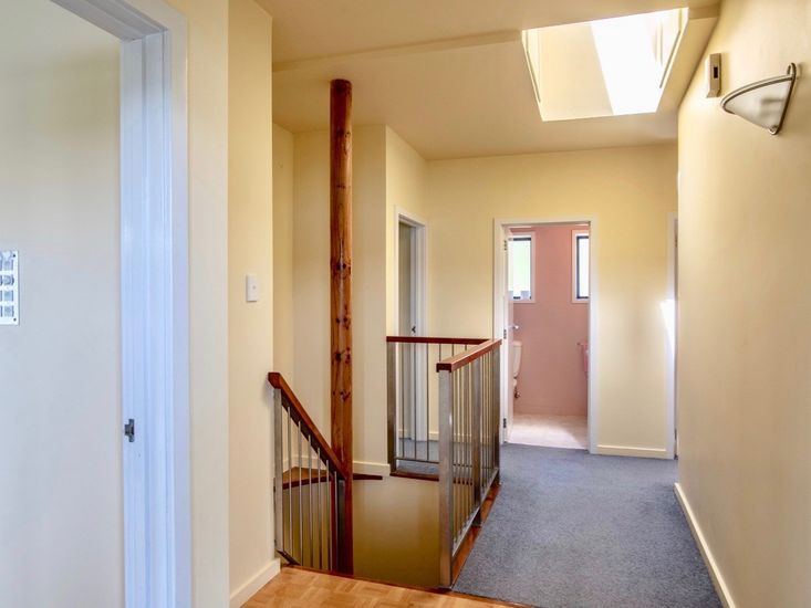 Upstairs landing and hallway